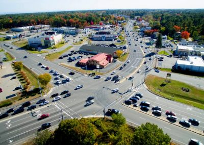 Seabrook NH – Route 1 and Provident