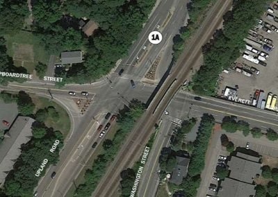 Westwood and Norwood – Intersection Improvements