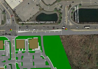 Attleboro – U.S. Route 1 Corridor Improvements