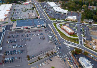 Attleboro – U.S. Route 1 Corridor Improvements